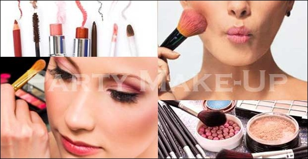Party Makeup Tips